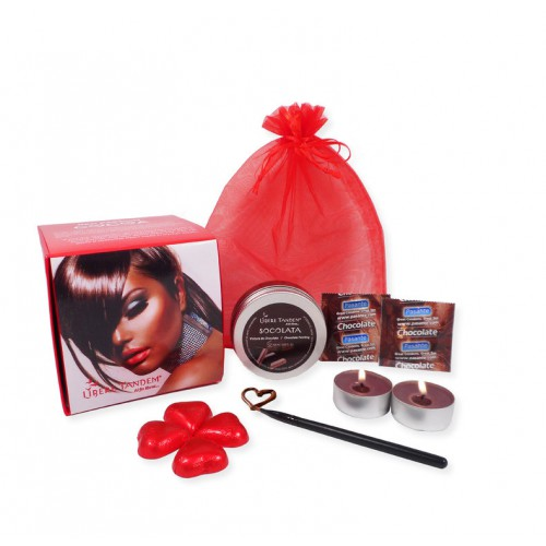 KIT RED PASSION COCOA LIBERE TANDEM