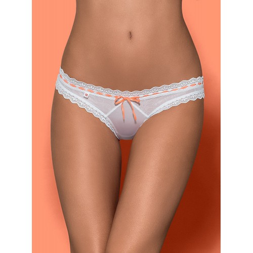 Melidia Thong Blanco L/XL